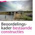 Beoordelingskader bestaande constructies