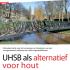 UHSB als alternatief voor hout