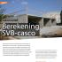 Berekening SVB-casco