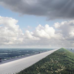 Afsluitdijk tot 2050 weer bestand tegen de kracht van water door recent gepresenteerde maatregelen