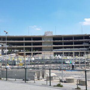 Forensic engineering instorting parkeergarage