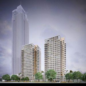 Gebouwen in Rotterdam worden nog hoger